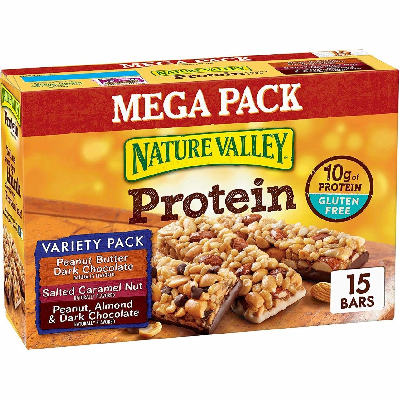 Nature Valley Protein Granola Bar Variety Pack As Low As 7 00 Shipped Become A Coupon Queen Nature Valley Protein Granola Bar Variety Pack As Low As 7 0 In 2020