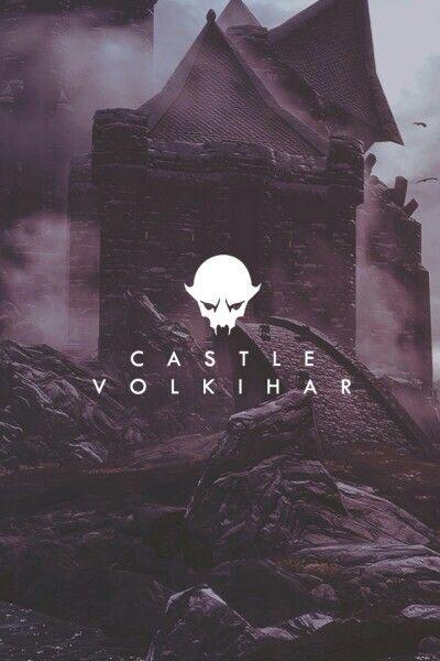 Dawngaurd DLC Castle Volkihar