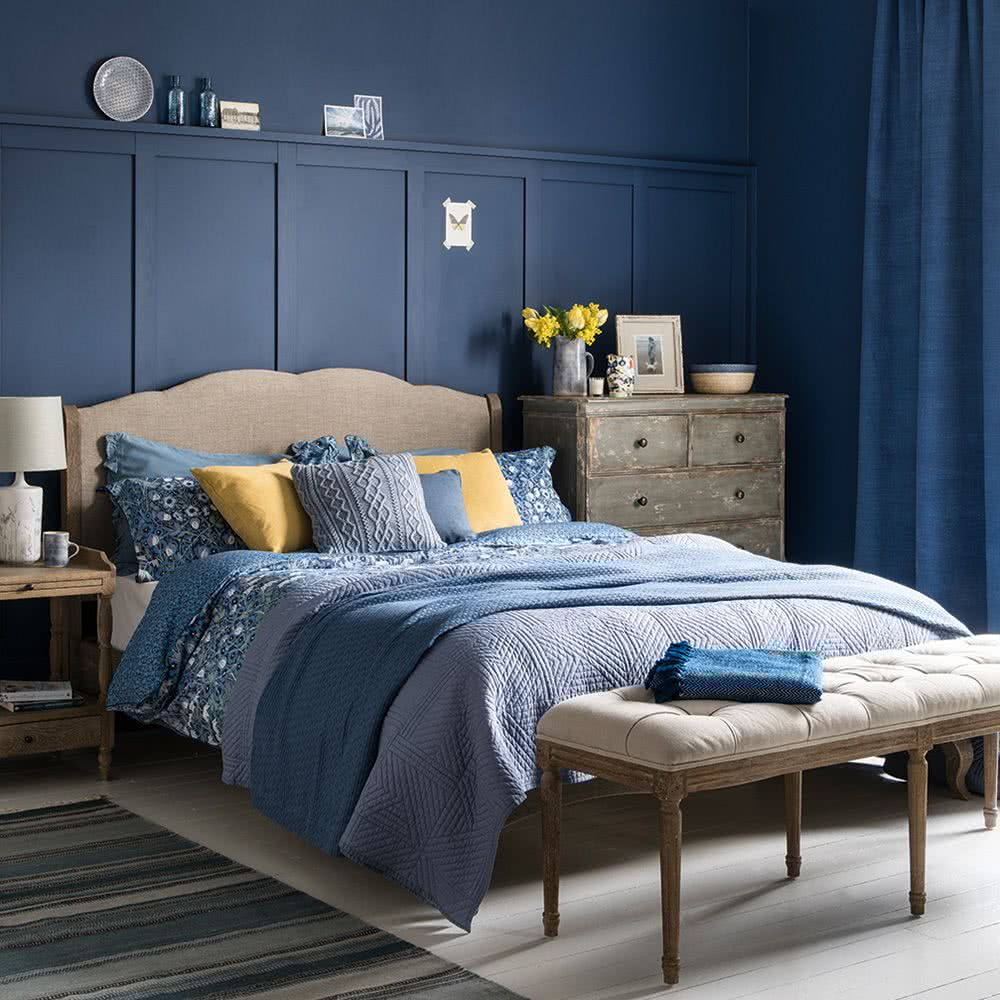 Colores Para Dormitorios 2020 2019 Ideas Para Combinar Colores Para Dormitorio Dormitorios Decoracion Del Dormitorio