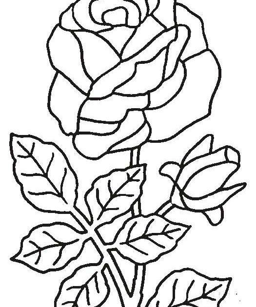 Disegni fiori da colorare e stampare in qualsiasi momento for Fiori da colorare e stampare