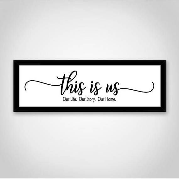 Download this is us Svg   Svg for wood signs, this is us svg file ...