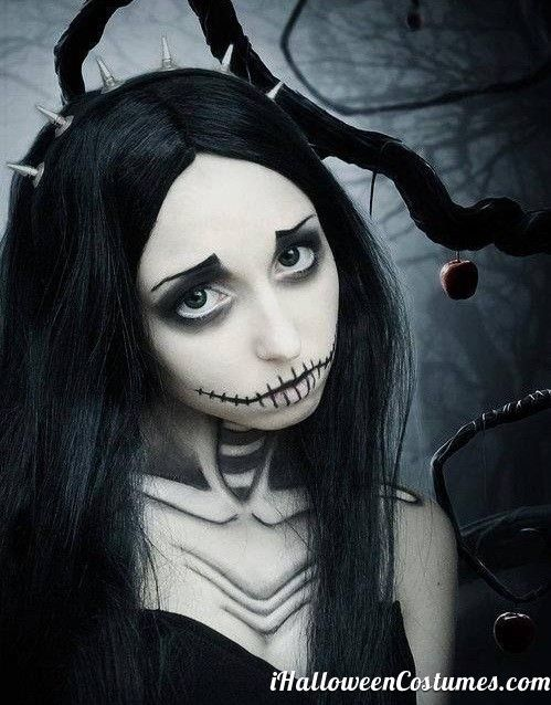Halloween makeup - Halloween Costumes 2013 Halloween Pinterest - cool halloween ideas