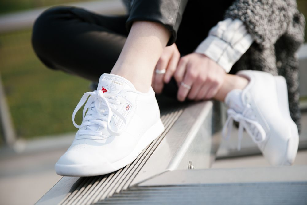 This picture is just perfect!. Love princesses! Reebok Freestyle a60febc83