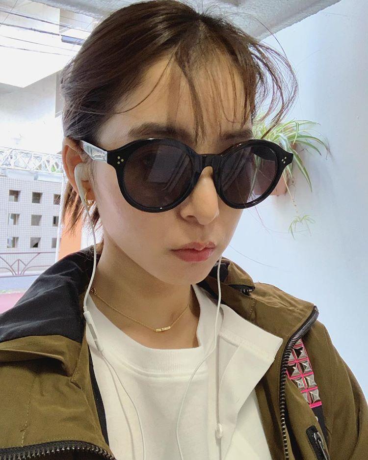 新木優子さんはInstagramを利用しています「みんな前髪反応して