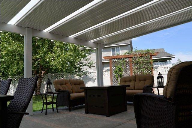 Cubiertas De Aluminio Para Terrazas Jardin Pinterest Cubiertas - Cubiertas-de-terrazas
