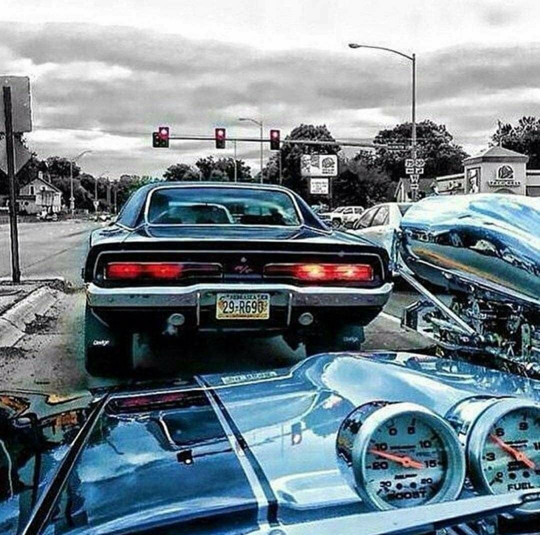 American Muscle! Check out Facebook and Instagram: @metalroadstudio ...