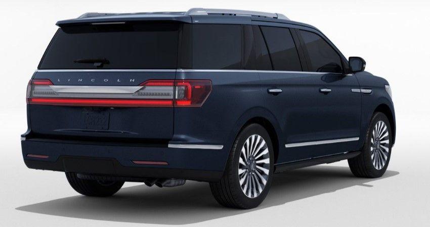 2020 Lincoln Navigator Changes Lincoln Navigator Lincoln