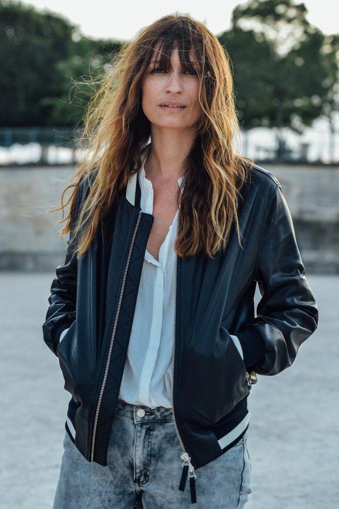 Caroline de Maigret; image Tommy Ton