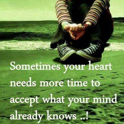 Heart over mind