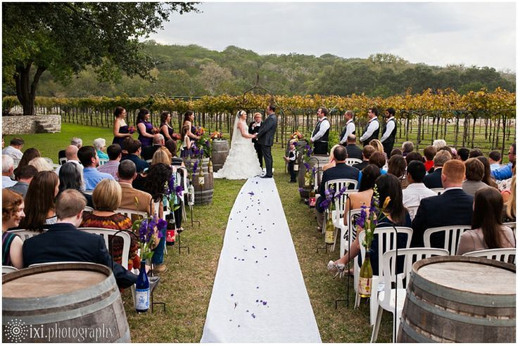 Hill Country Wedding Venue Dry Comal Creek Located In New