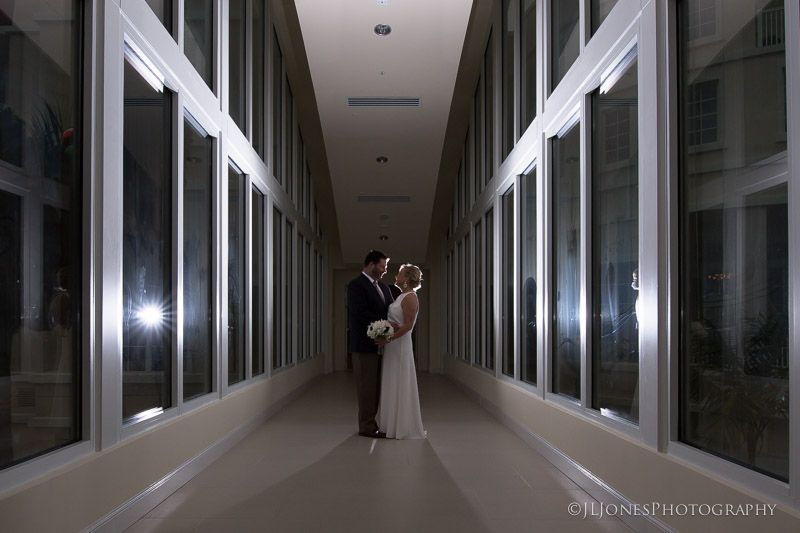 Wyndham Grand Jupiter  First Look www.jljonesweddingphotography.com