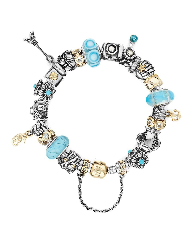 Charm Bracelet Ideas: Best Pandora Bracelet Designs