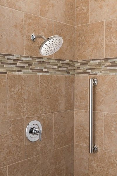 Gibson Chrome Posi Temp Shower Only Shower Faucet Shower Tub