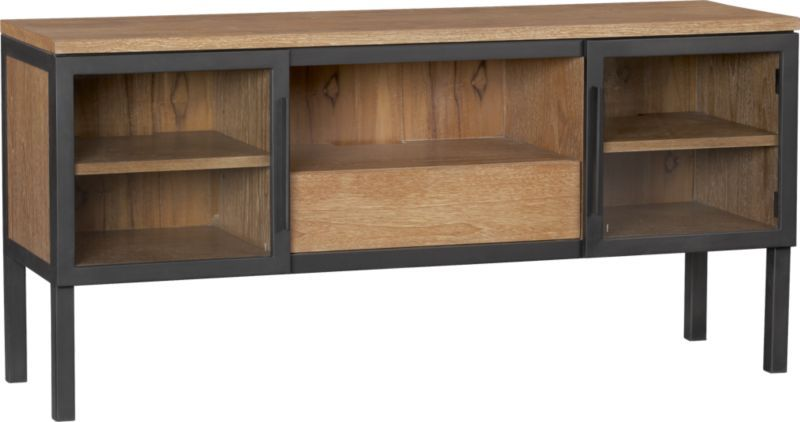 The Dream Tv Stand Warner 59 Media Console In Media Stands