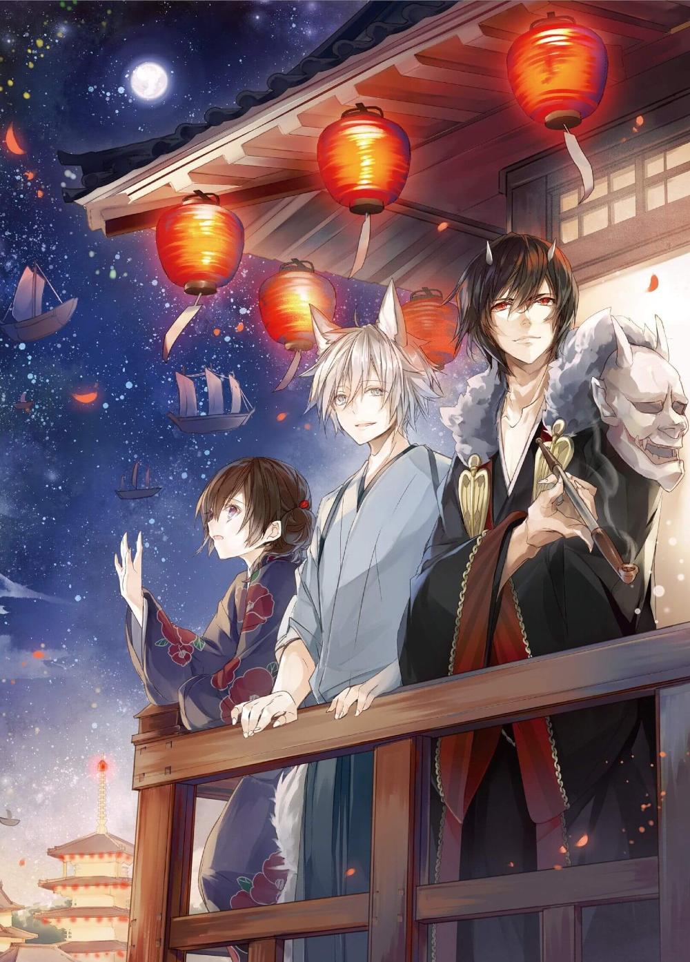 Kakuriyo no Yadomeshi Season 21 release date Kakuriyo Bed and ...