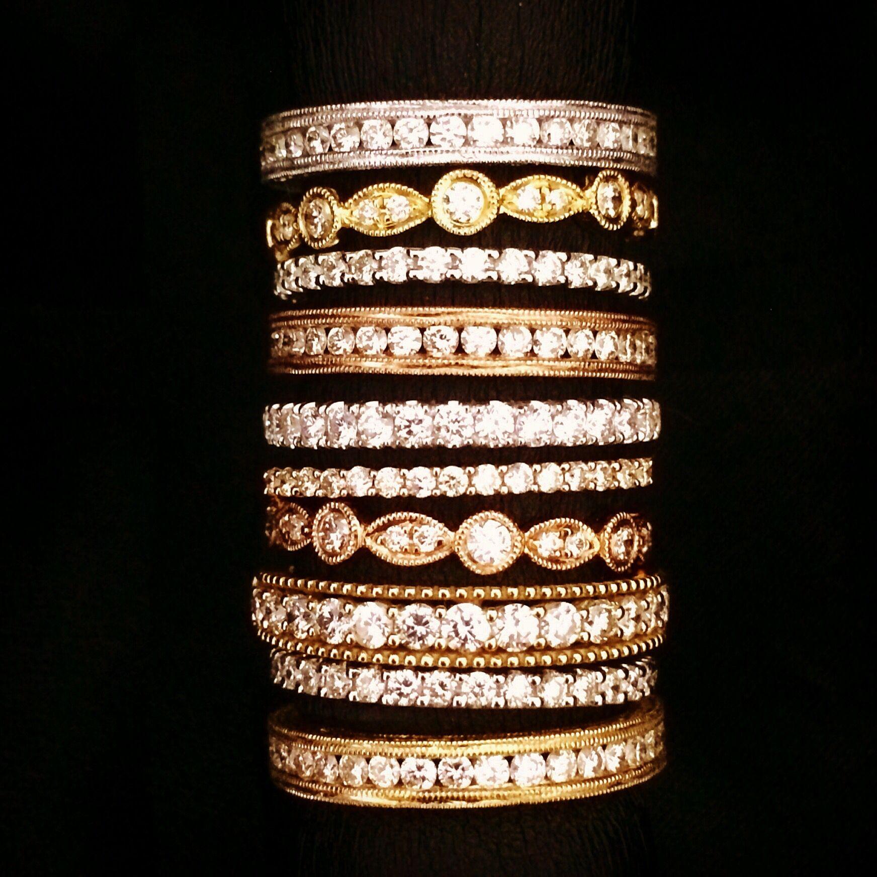 Women S Wedding Rings Dallas Mariloff Diamonds Fine Jewelry