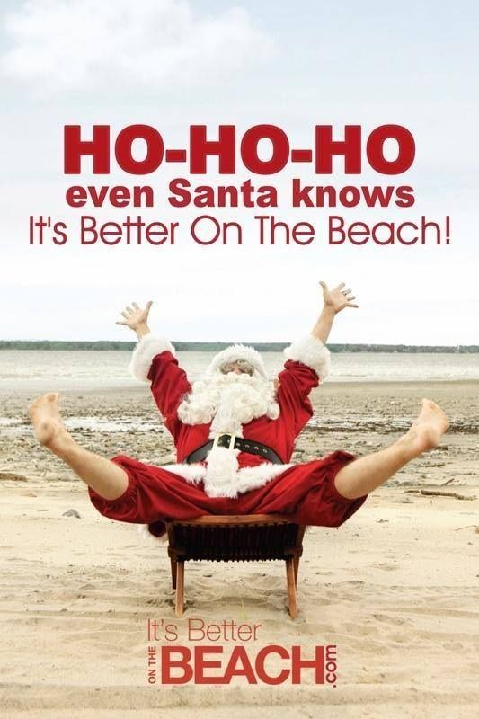 Babbo Natale Ho Ho Ho.Ho Ho Ho Babbo Natale D Estate Natale Buon Natale E Babbo Natale