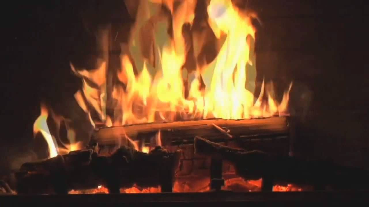 Fireplace Christmas Music.Fireplace With Christmas Music Start Your Day Day With