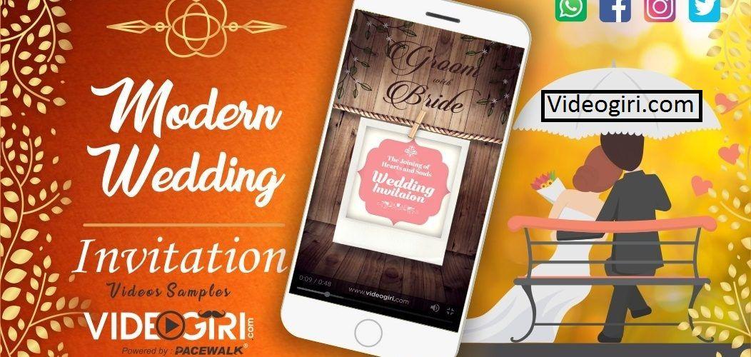 digital invitations online maker Wedding invitation