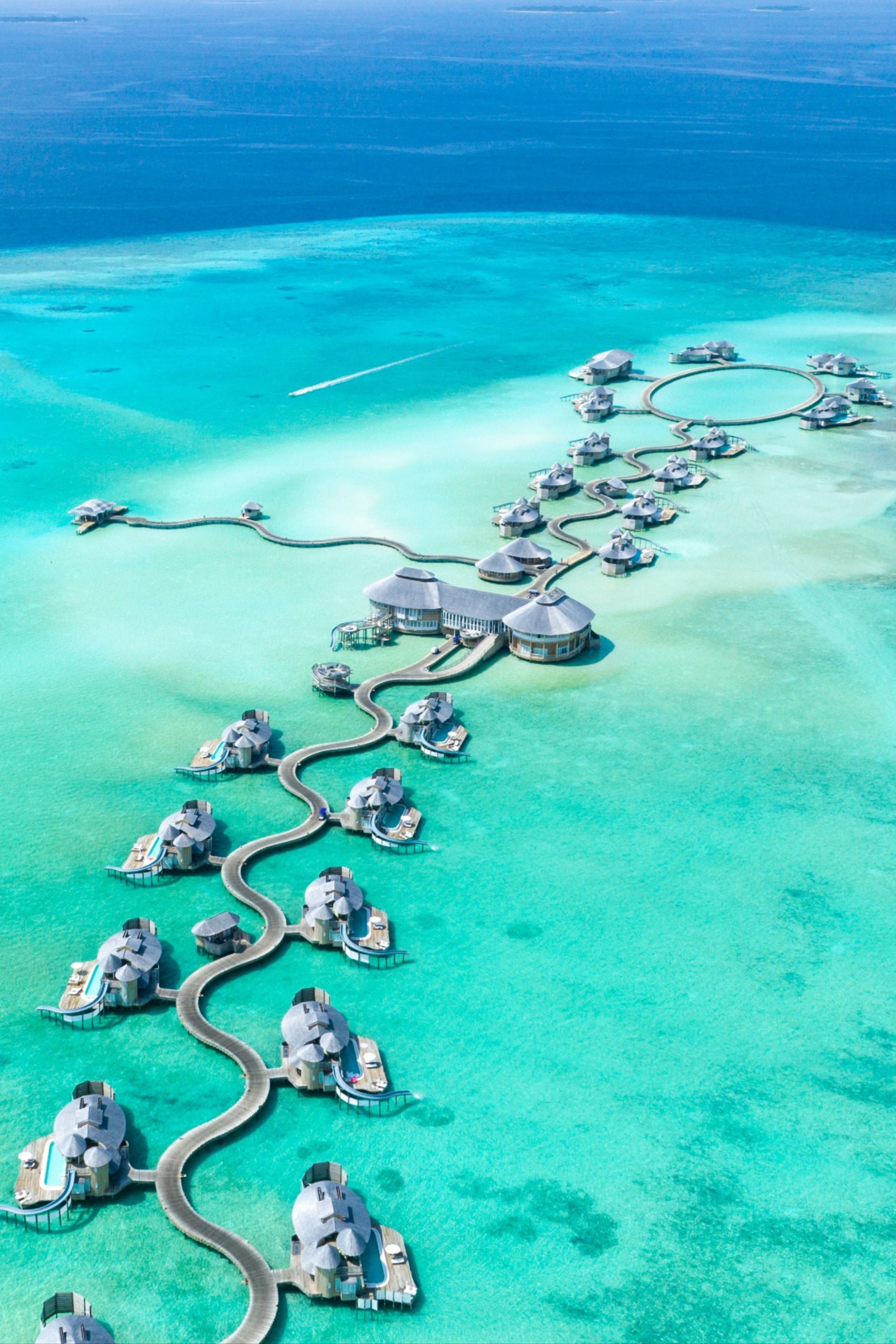 فيلات منتجع سونيفا جاني المائية في جزر المالديف In 2021