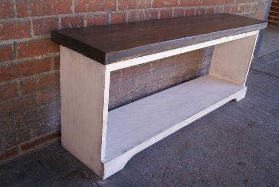 Bench / Farmhouse Bench / Benches / Entryway by FurnitureFarm, $189.00