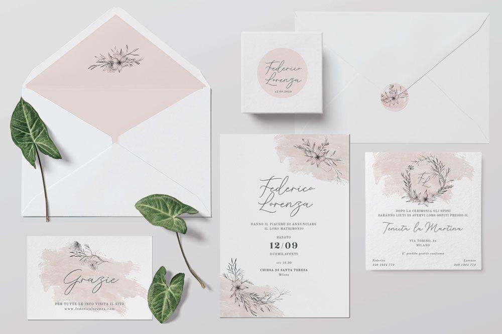 Partecipazioni Matrimonio Udine.Inviti Nozze Partecipazioni Wedding Invitation Wedding Suite