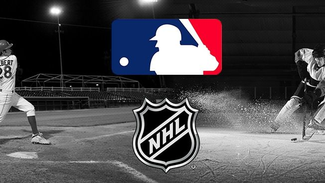 Why Major League Baseball And The National Hockey League Are Teaming