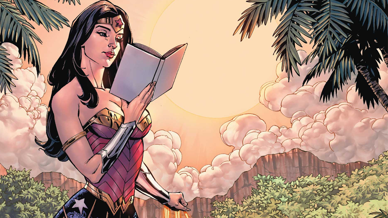 These Are The Essential Comics To Read After You Ve Watched Wonder Woman Reading List Pinterest Comics Reading And Books