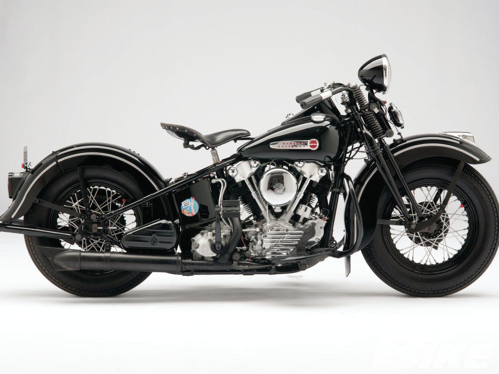 Harley Davidson: Harley Davidson Knuckleheads