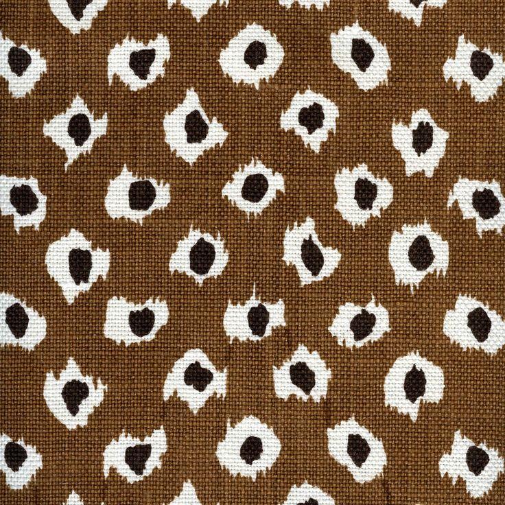 Quadrille home couture handprints Moroc collection