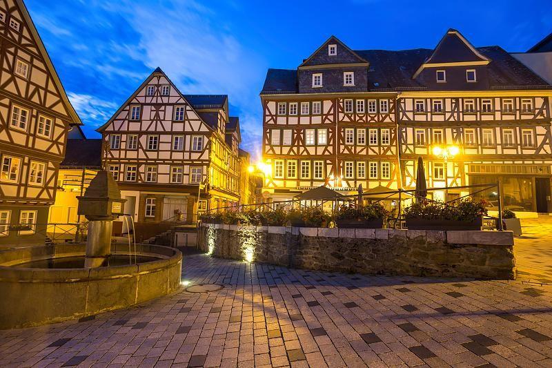 Die Grünsten Städte Deutschlands