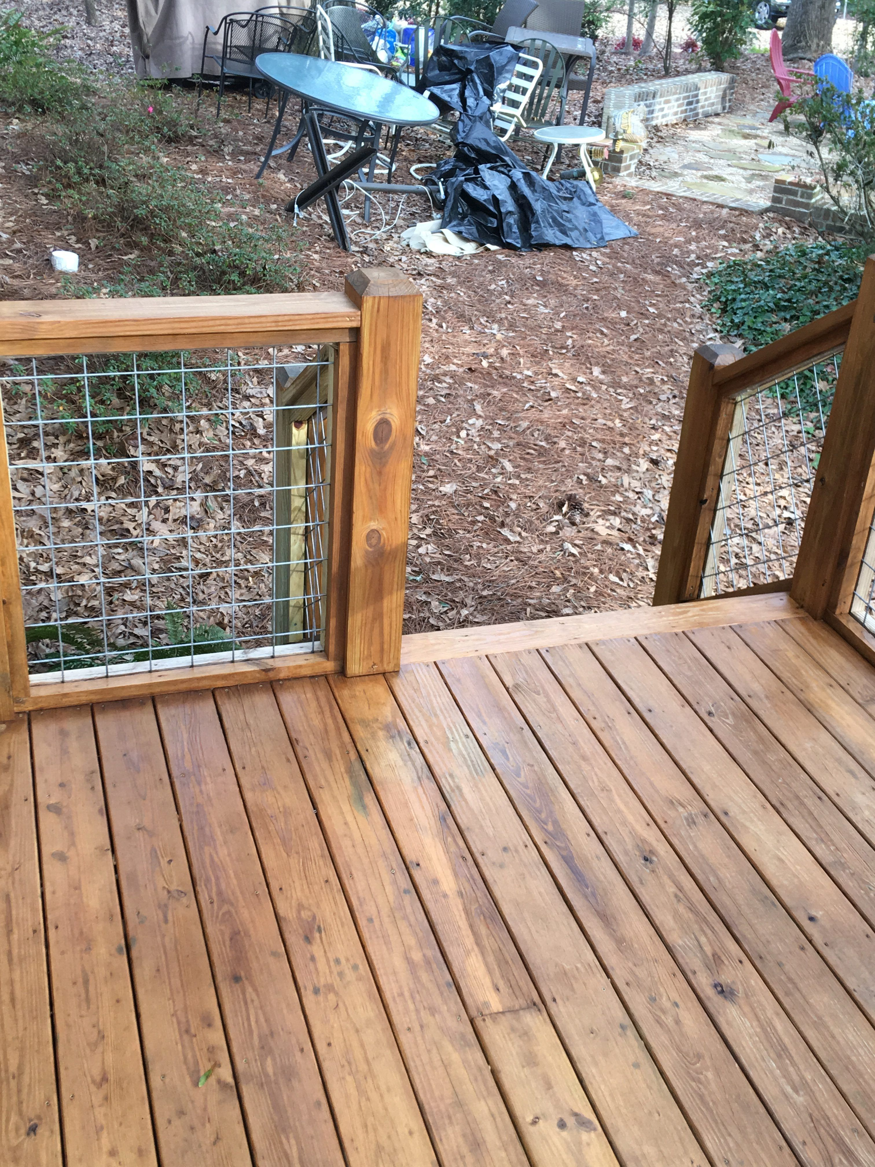 Restore A Deck Wood Stain Review Wood Deck Stain Staining Wood