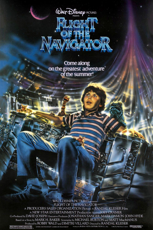 Flight Of The Navigator Jpg 1000 1500 Flight Of The Navigator Family Movies Full Movies Online Free