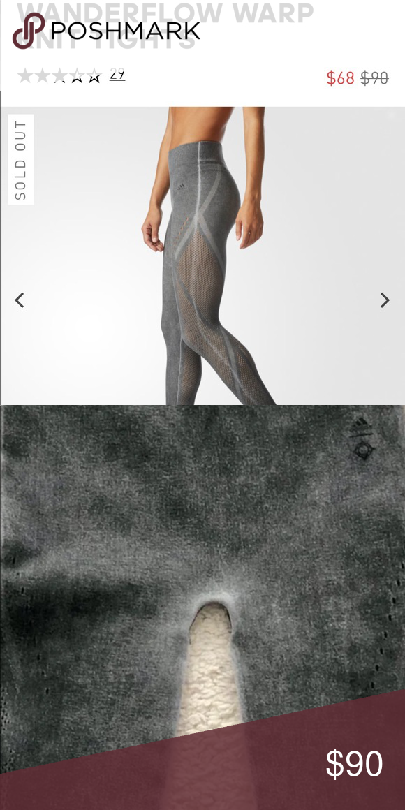 8ed80493444a9 ISO Adidas x Wanderlust Colab tights Looking for Wanderflow Warp Knit  tights from the collaboration with