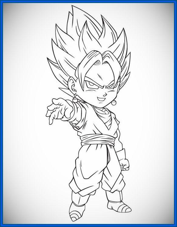Imagenes Para Colorear E Imprimir De Dragon Ball Gt Drachenzeichnungen Dragonball Z Wenn Du Mal Buch