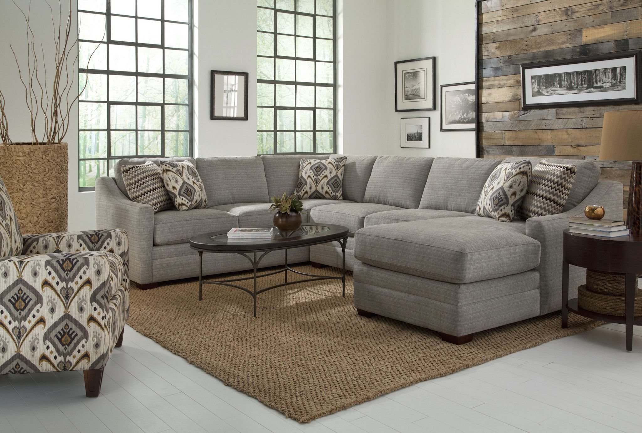 5 Steps To A Clutterfree Living Room  Huffman Koos Living Rooms Mesmerizing Sectional Living Room Sets Design Ideas