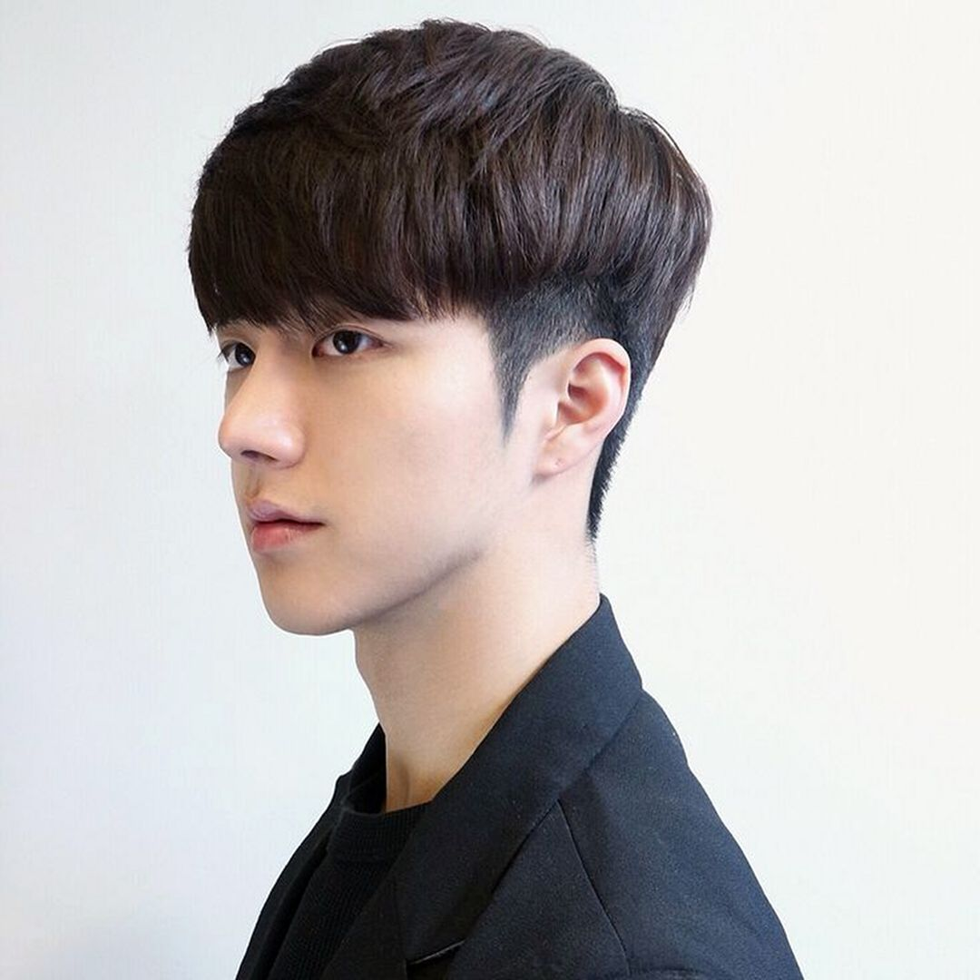 8 Haircut Inspirations You Can Try From Young Men Hairstyles Fashions Nowadays Korean Men Hairstyle Asian Men Hairstyle Hipster Hairstyles