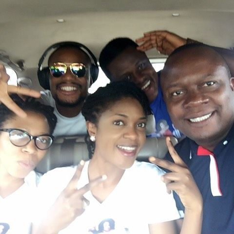 Road trip from PH to Uyo with #TheFirstLady crew of life @alexxekubo @tomesadeoye @archibongsam and our big boss @valyntino. Fun galore!  Uyo are you ready?!!! #thefirstlady is heading to you! Tag all your Uyo peeps! Uyo is about to be lit! Tell a friend to tell a friend! The First Lady is still showing in cinemas nationwide! #TheFirstLadyCinemaTour #Thebestcomedyseeninyears #hilarious #highlyentertaining #comedy #WeAreOnARoll by omonioboli