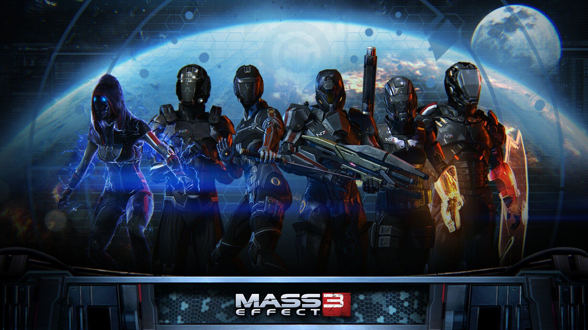 1920x1080 Mass Effect 3 Wallpaper Background Image View Download
