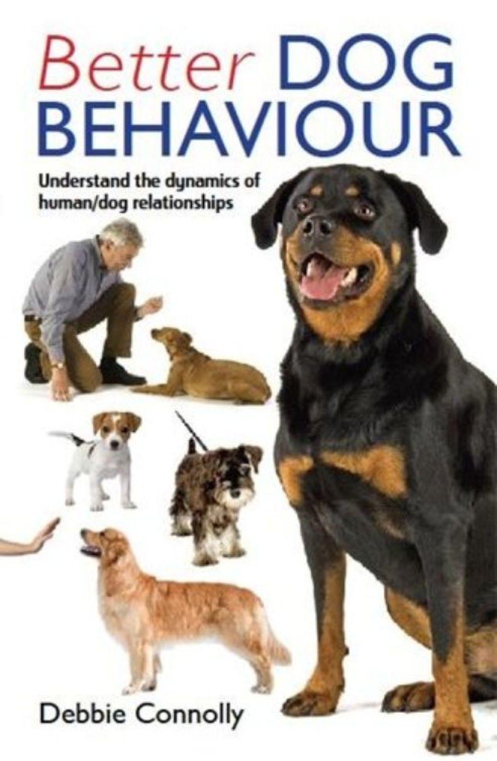 Better Dog Behaviour Ebook Dog Behavior Dog Training Books