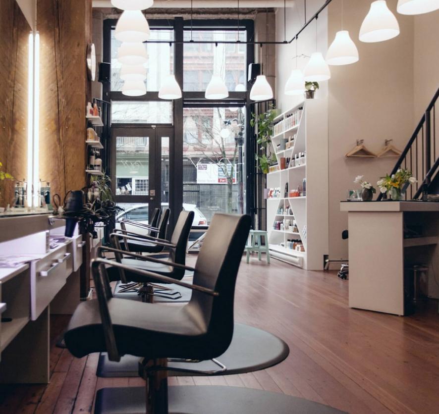 Pony Salon, Vancouver, BC | Salons ideas | Makeup salon
