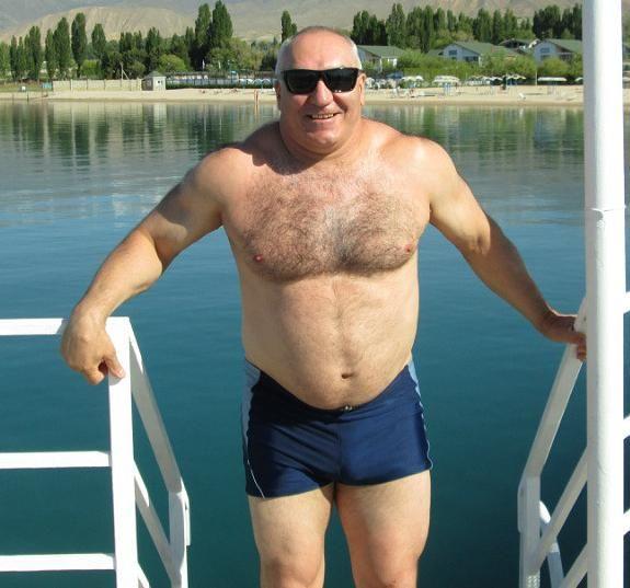 Old fat hairy men sex