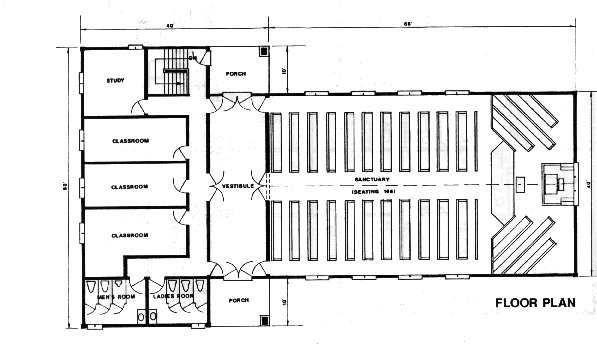 Log church floor plans log home floor plan 4849 sq ft for Church floor plans