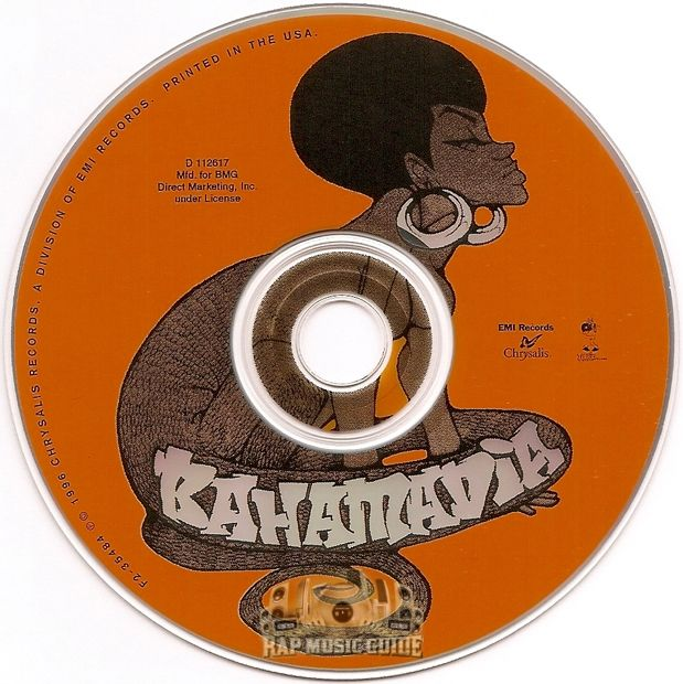 Bahamadia - Kollage: CDs | Women in Hip Hop (videos and
