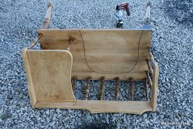 The Quick Journey: Shoe Bench