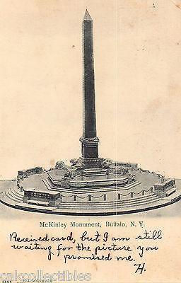 McKinley Monument-Buffalo,New York 1907