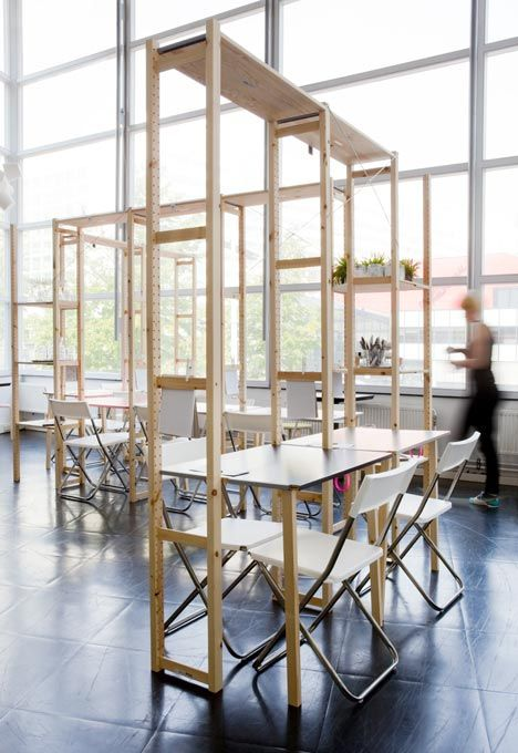 IkHa Is A Dining Experience By Oatmeal Studio, Where The Concept Of IKEA  Has Been Dismantled And Translated Into A Restaurant Interior. Itu0027s Not A U2026