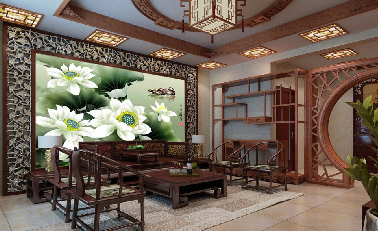 From So Many Options Of Home Interior Design Which Can Be Chosen Chinese
