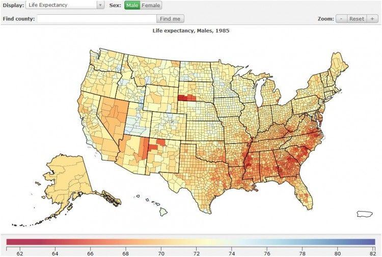 Digital Cartography Posts Blog And Health - Us internet health map
