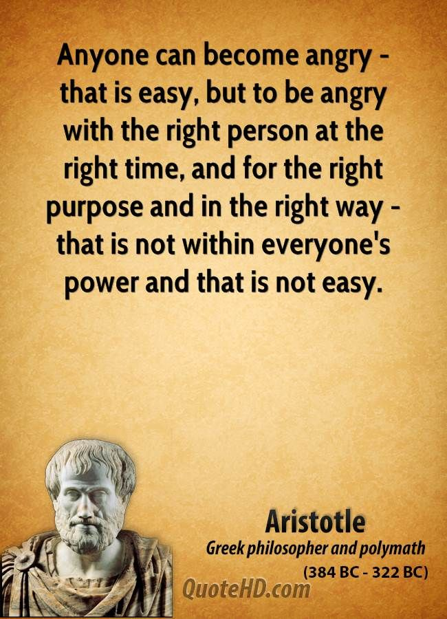 Inspirational Quote Of The Day Aristotle Inspirational Words Anger Quotes Aristotle Quotes Philosophy Quotes